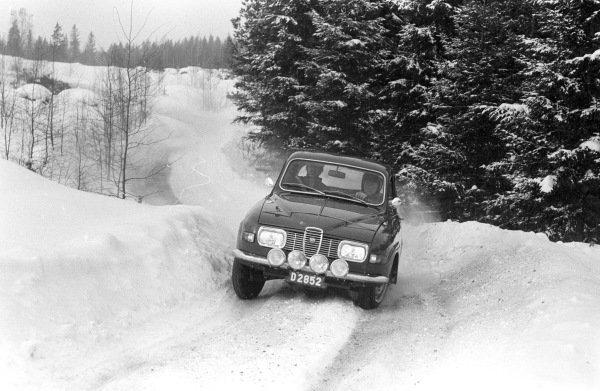 Saab 96 V4.