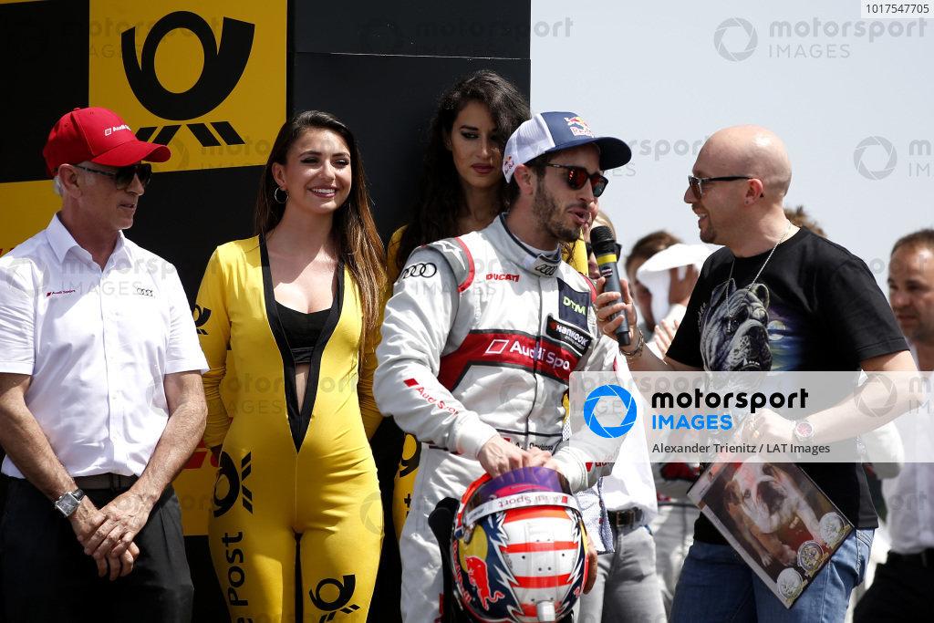 Andrea Dovizioso, Audi Sport Team WRT.