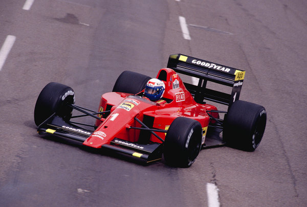 1990 United States Grand Prix.