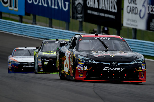 NASCAR XFINITY Series Zippo 200 at The Glen Watkins Glen International, Watkins Glen, NY USA Saturday 5 August 2017 Dakoda Armstrong, JGL Racing Toyota Camry World Copyright: Rusty Jarrett LAT Images
