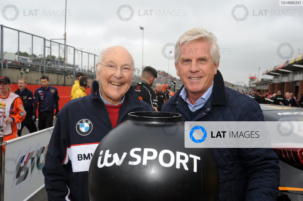 2017 British Touring Car Championship, Brands Hatch, Kent. 30th September - 1st October 2017, Murray Walker World copyright. JEP/LAT Images