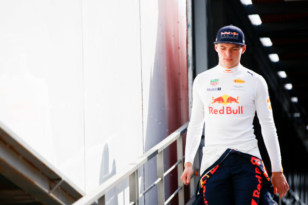 Monte Carlo, Monaco. Thursday 25 May 2017. Max Verstappen, Red Bull Racing. World Copyright: Andy Hone/LAT Images ref: Digital Image _ONZ8470