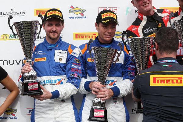2017 British GT Championship Snetterton, 27th-28th May 2017, Liam Griffin / Sam Tordoff Barwell Motorsport Lamborghini Hurracan GT3  World copyright. JEP/LAT Images