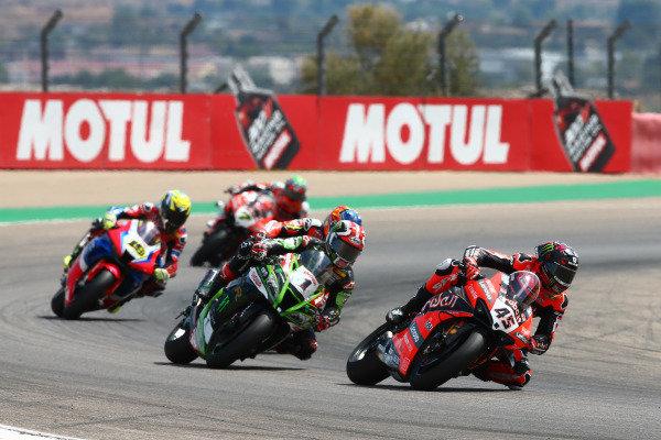 Scott Redding, Aruba.it Racing Ducati, Jonathan Rea, Kawasaki Racing Team, Michael Ruben Rinaldi, Team Goeleven.
