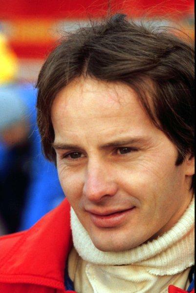 Formula 1 World Championship.Gilles Villeneuve (Ferrari).World - LAT Photographic