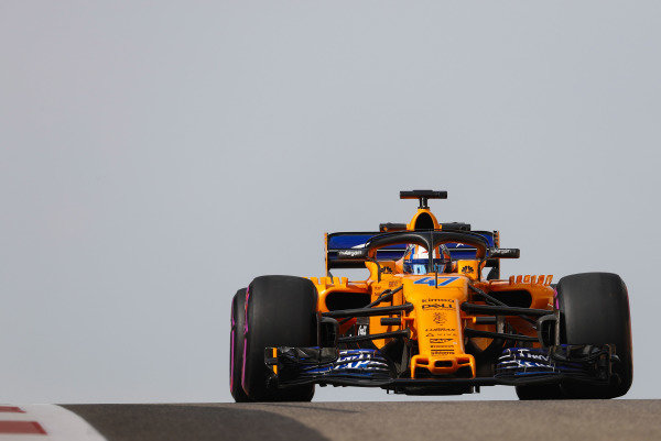 Lando Norris, McLaren MCL33 Renault.