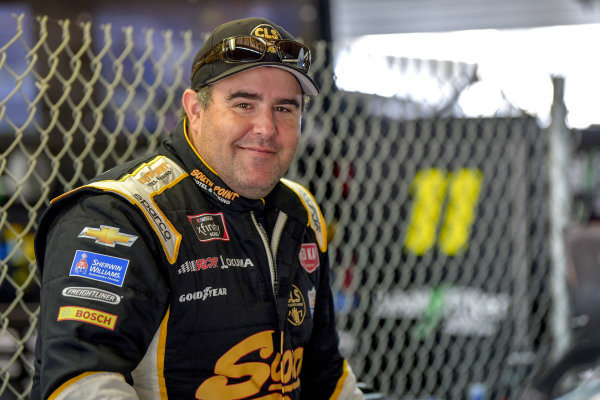 #3: Brendan Gaughan, Richard Childress Racing, Chevrolet Camaro South Point Hotel & Casino