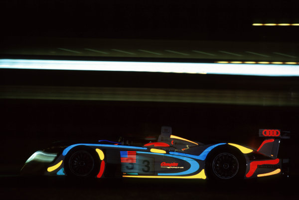 2001 Le Mans 24 Hours Le Mans, France. 16th - 17th June 2001 World Copyright - LAT Photographic ref: 01LM19.