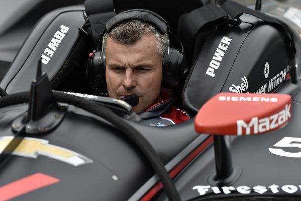 Will Power, Team Penske Chevrolet, Matt Jonsson