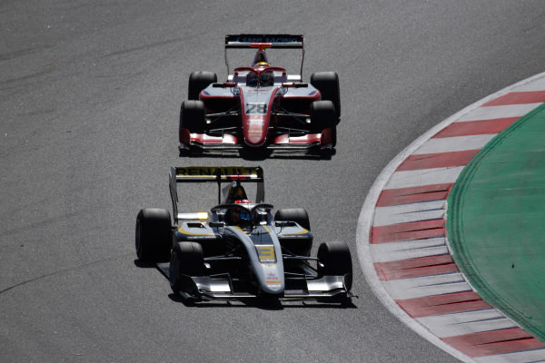 Christian Lundgaard (DNK, ART Grand Prix) and Robert Shwartzman (RUS, PREMA Racing)