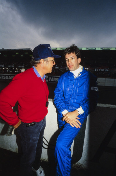 Chip Robinson, Nissan Motorsports International.