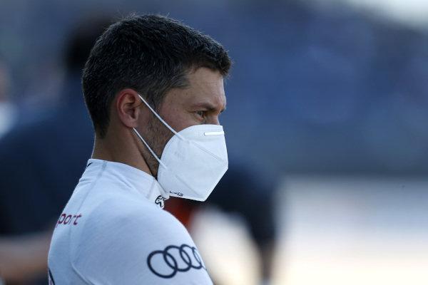 Loic Duval, Audi Sport Team Phoenix.