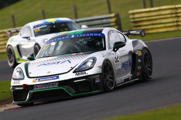James Dorlin - IN2 Racing Caymen GT4