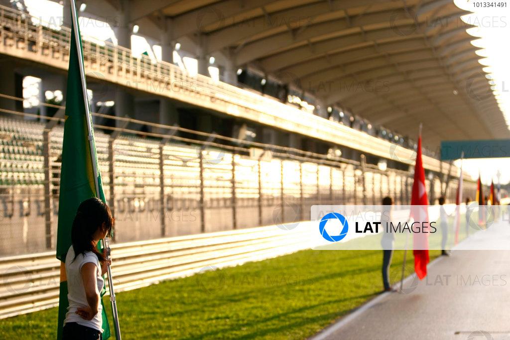 2009 Malaysian Grand Prix - Friday