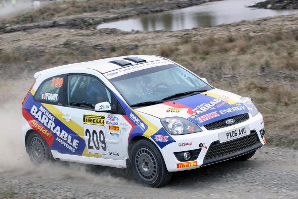 Pirelli International Rally, 17th-18th April 2009,Robert BarrableWorld copyright: Jakob Ebrey/LAT Photographic