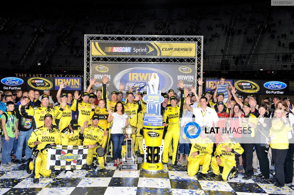 2013 NASCAR Bristol Priority