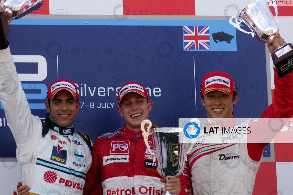 2007 GP2 Series Great Britain