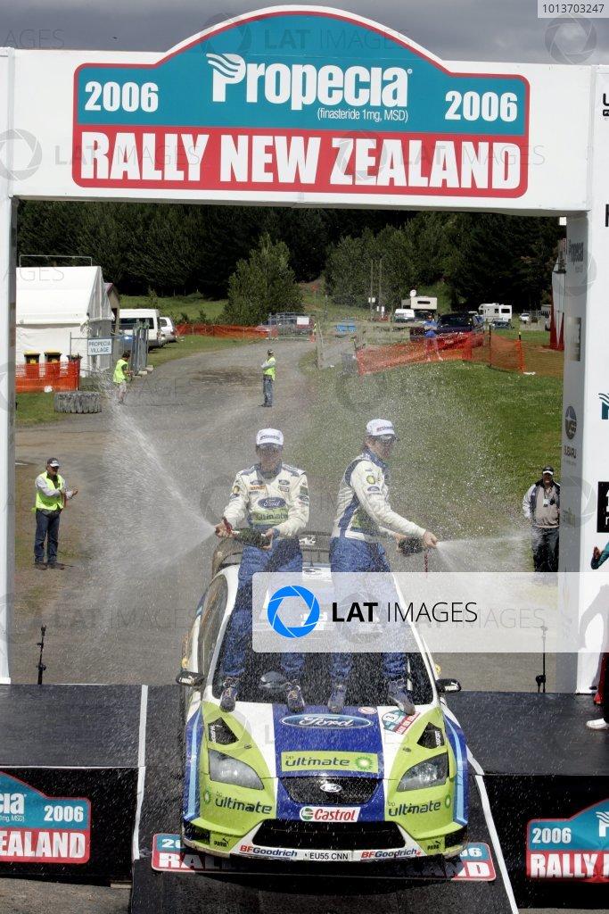 2006 FIA World Rally Championship. Round 7