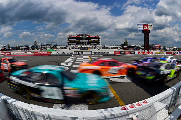 NASCAR XFINITY Series Pocono Green 250 Pocono Raceway, Long Pond, PA USA Saturday 10 June 2017 Kyle Benjamin, Hisense Toyota Camry World Copyright: Rusty Jarrett LAT Images ref: Digital Image 17POC1rj_3189