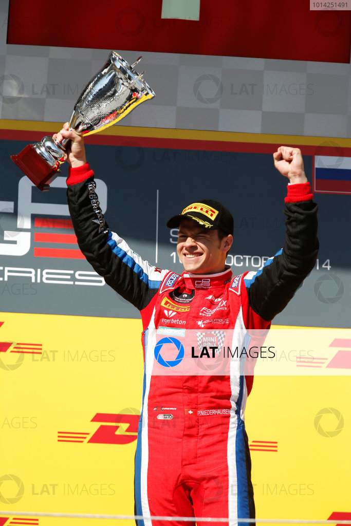 GP3 Series: Sochi, Russia
