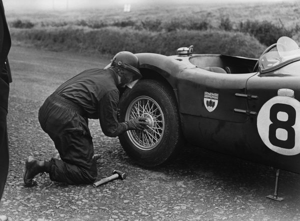 Dundrod, Great Britain. 5 September 1953.