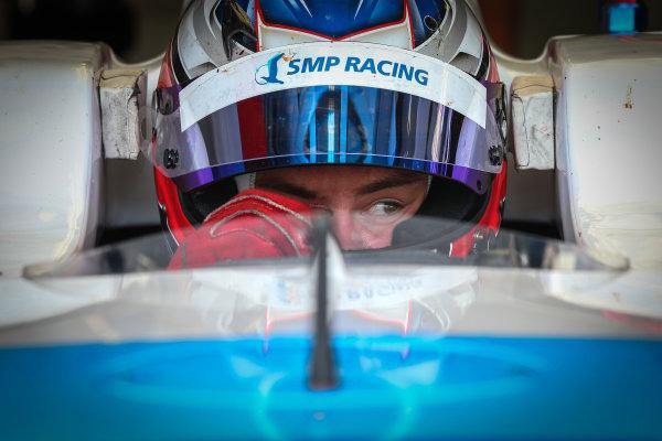 BUDAPEST (HUN) APR 22-24 2016 - Second round of the Formula V8 3.5 at the Hungaroring. Egor Orudzhev #7 Arden Motorsport. Action. © 2016 Diederik van der Laan  / Dutch Photo Agency / LAT Photographic
