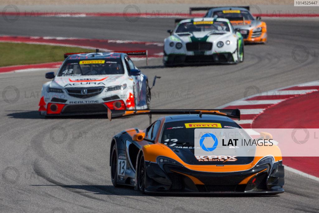 4-6 March, 2016, Austin, Texas USA #13 McLaren, Colin Thompson ?2016, Brian Cleary LAT Photo USA
