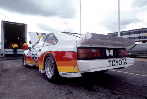Riverside, California, USA. 24th April 1983. Rd 5.