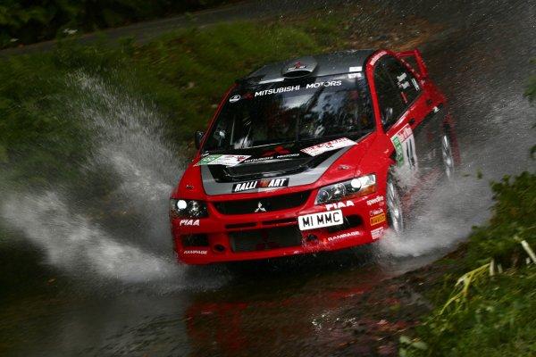 2006 British Rally Championship,Manx Rally, Isle of Man, 3rd-5th August 2006,Ryan Champion, World copyright: Ebrey/LAT Photographic.