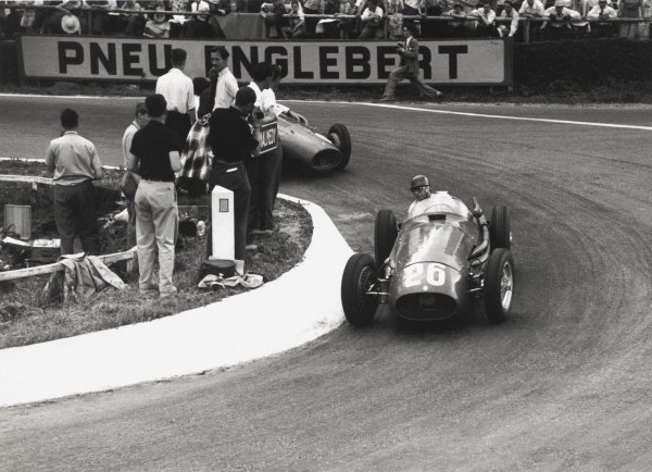 1954 Belgian Grand Prix.