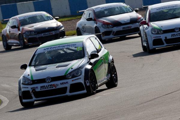 2017 Volkswagen Racing Cup, Donington Park, Leicestershire. 23rd - 24th September 2017. Brayden Fletcher. World Copyright: JEP/LAT Images