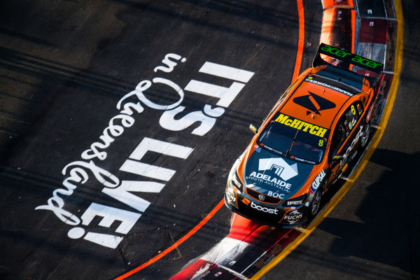 2017 Supercars Championship Round 12.  Gold Coast 600, Surfers Paradise, Queensland, Australia. Friday 20th October to Sunday 22nd October 2017. Nick Percat, Brad Jones Racing Holden.  World Copyright: Daniel Kalisz/LAT Images Ref: Digital Image 201017_VASCR12_DKIMG_1463.jpg