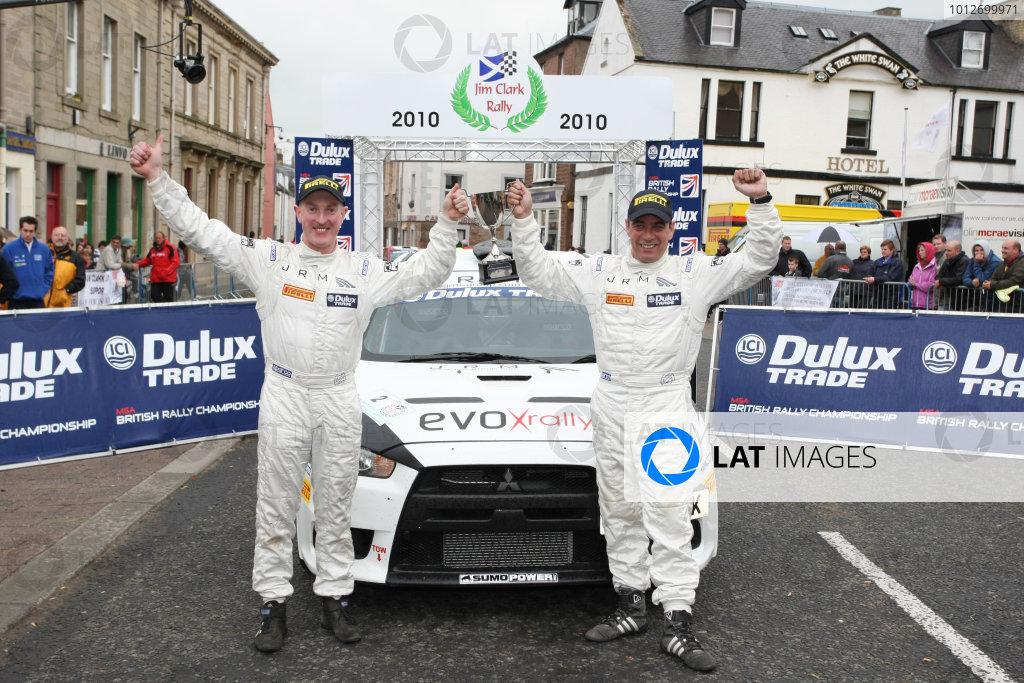 2010 British Rally Championship