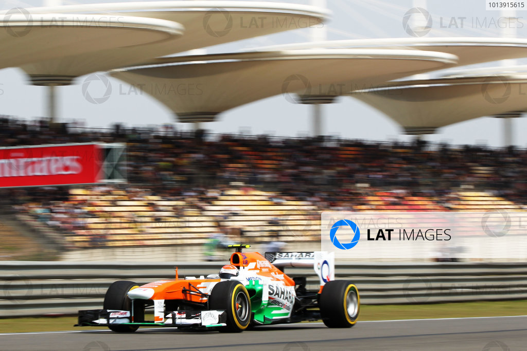 2013 Chinese Grand Prix - Saturday