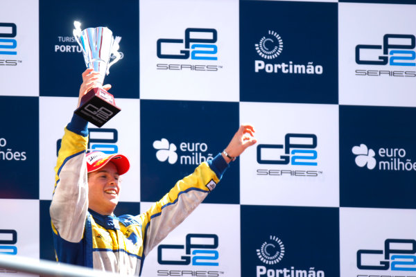Sunday Race.Javier Villa (ESP, Super Nova Racing). Portrait.  World Copyright: Alastair Staley / GP2 Series Media Service.Ref: _O9T3897 jpg