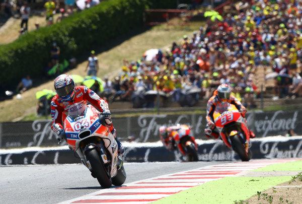 2017 MotoGP Championship - Round 7 Circuit de Catalunya, Barcelona, Spain Sunday 11 June 2017 #677039.jpg# World Copyright: Gold & Goose Photography/LAT Images ref: Digital Image 677039