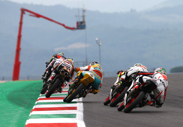 2017 Moto3 Championship - Round 6 Mugello, Italy Sunday 4 June 2017 Juan Francisco Guevara, RBA Racing Team World Copyright: Gold & Goose Photography/LAT Images ref: Digital Image 675243