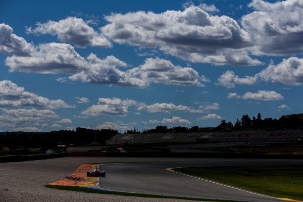 2016 GP3 Series Testing. Circuit Ricardo Tormo, Valencia, Spain. Friday 8 April 2016. Charles Leclerc (FRA, ART Grand Prix). World Copyright: Zak Mauger/LAT Photographic. ref: Digital Image _L0U3563
