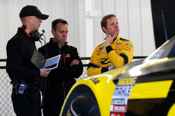 #2: Brad Keselowski, Team Penske, Ford Fusion Alliance Truck Parts Paul Wolfe