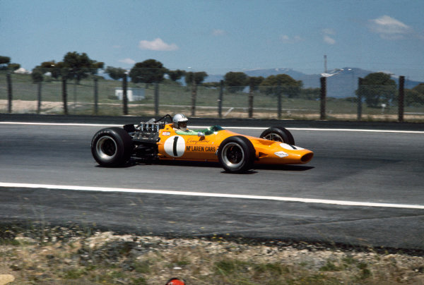 Jarama, Madrid, Spain. 10 - 12 May 1968.