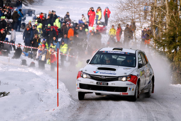Round 02 - Rally Sweden 09-12 February 2012.