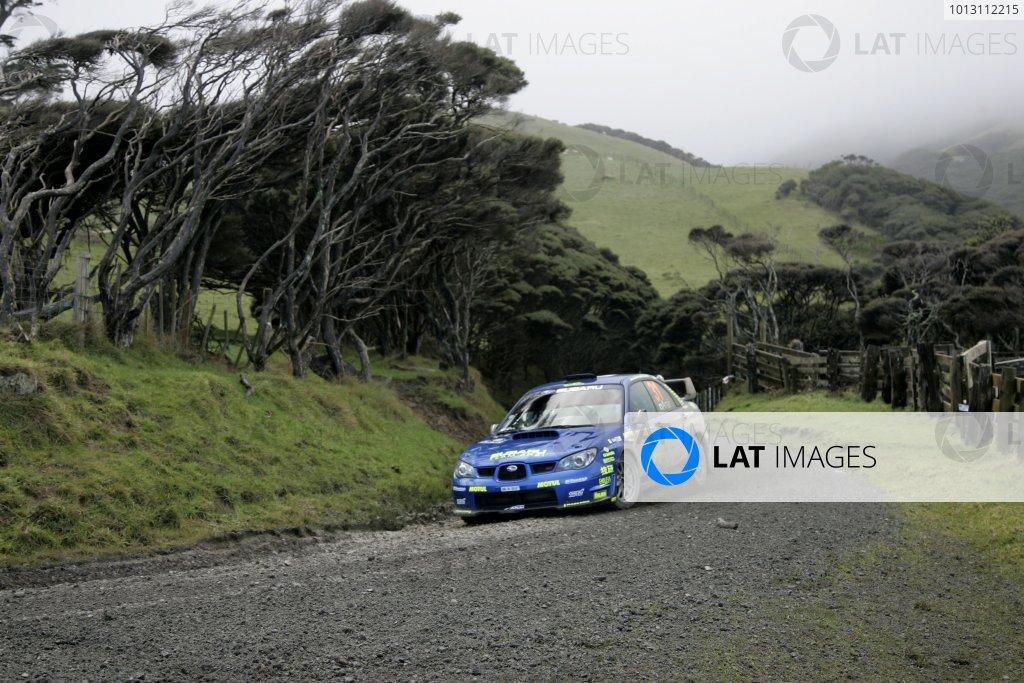 2007 FIA World Rally Champs. Round 11