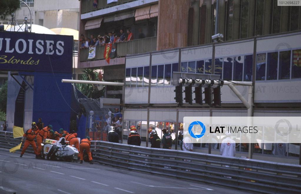 International F3000 MonacoMonte Carlo, Rd 5, 2nd - 3rd june 2000.