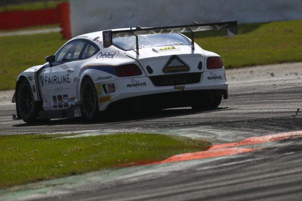Rick Parfitt Jnr / Seb Morris Team Parker Racing Ltd Bentley Continental GT3