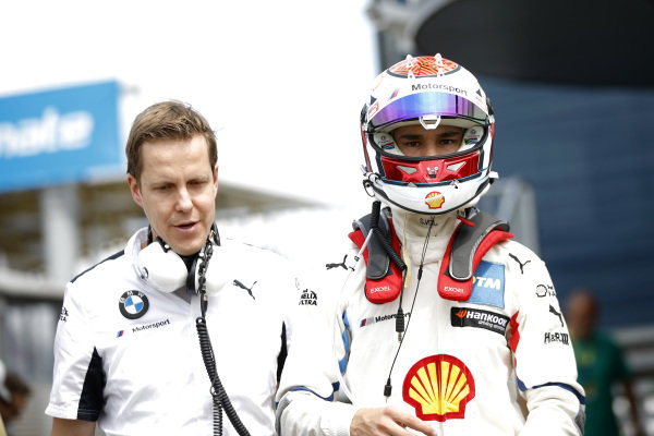 Sheldon van der Linde, BMW Team RBM.