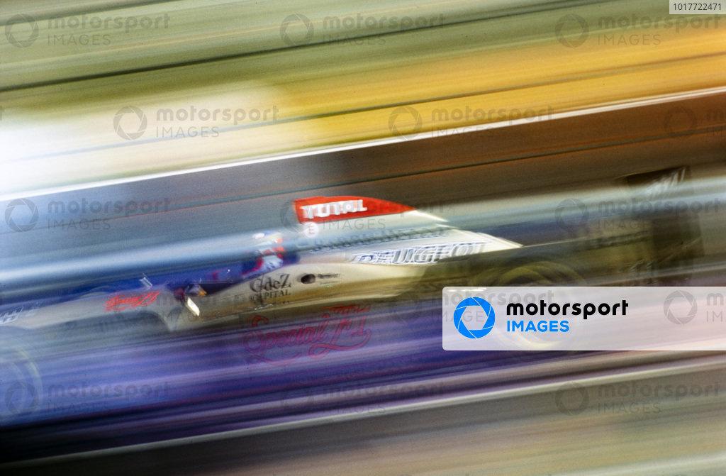 Rubens Barrichello, Jordan 196 Peugeot.