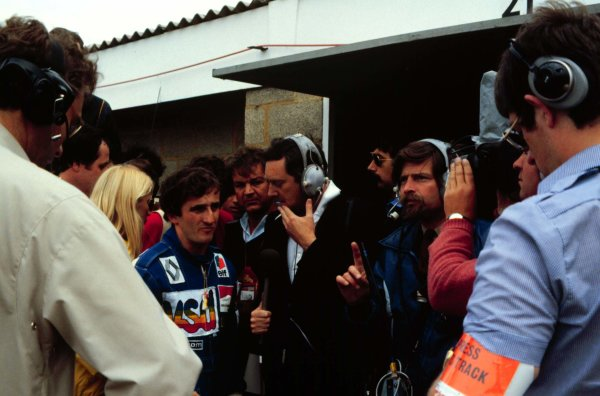 1981 British Grand Prix.