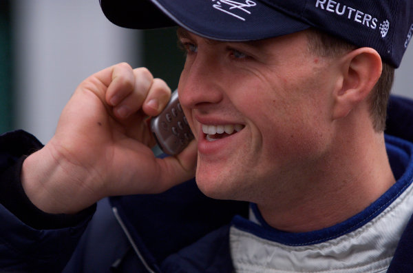 2001 American Grand Prix