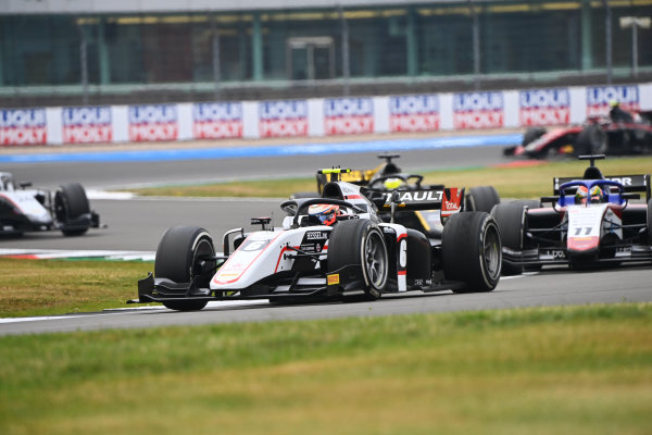 Christian Lundgaard (DNK, ART GRAND PRIX) and Louis Deletraz (CHE, CHAROUZ RACING SYSTEM)