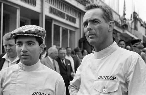Ricardo Rodríguez and Phil Hill.